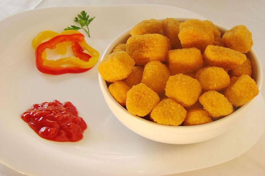Nuggets de pollo Congelados artico