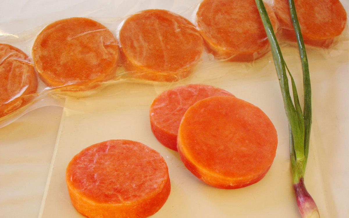 Medallones-Salmon Congelados artico