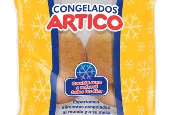 Packaging universal variedad Pollo y vegetales congelados artico